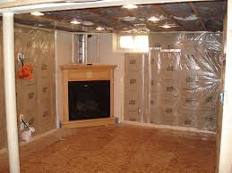 Insulation In Ceiling by Insulation In Basement Ceiling For Sound