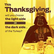 wars on this thanksgiving will you choose the