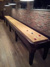 Antique Shuffleboard Table For Sale Heirloom Custom Made Shuffleboard Tables At The Shuffleboard