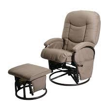 rocking chair with ottoman for nursery furniture nursery ottoman