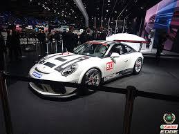 widebody porsche gt3 2016 paris motor show 2017 porsche 911 gt3 cup racer the saudi