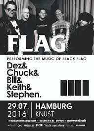 Photo Flag Flag Knust Hamburg