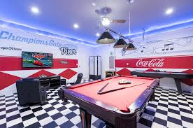 Villas With Games Rooms - the ultimate 8 bed villa with awesome home theater room sungrove