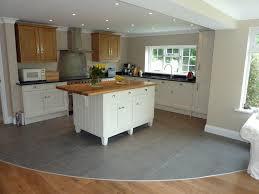 kitchen stunning l shape kitchen with island decoration using