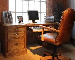 Leather Rolling Chair by Oak Office Chairs Uk 1920 30s Vintage Oak Captains Desk Office