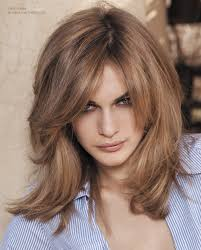 medium length hairstyles square face medium length square haircut tapered to create a dynamic style