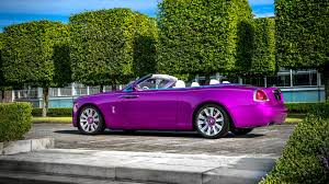 rolls royce 1920 2017 rolls royce dawn in fuxia 2 wallpaper hd car wallpapers