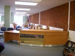 Bespoke Reception Desk The