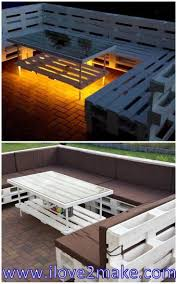 Patio Furniture Using Pallets - best 25 wood patio furniture ideas only on pinterest outdoor
