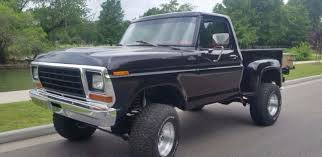 79 ford f150 4x4 for sale 1979 ford f150 4x4 bed side restored for sale photos