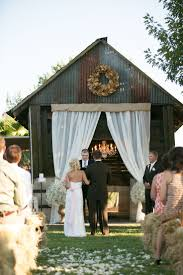 best 25 small wedding ceremonies ideas on pinterest backyard barn entrance being the arch for the wedding