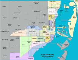 Miami Airport Map by Housing U0026 Neighborhoods University Of Miami Graduate And