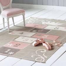 tapis chambre bb pas cher gris teddy nattiot fille garon tapis