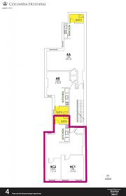 brownstone floor plans new york city residential brownstones housing