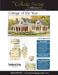 house plan magazines 56 best southern living cottage of the year images on