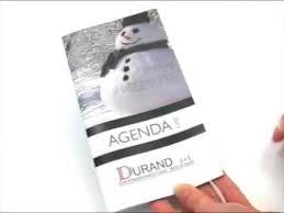 agenda bureau de bureau personnalisable