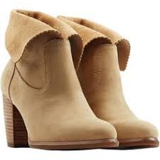 s heeled boots australia apricot suedette pointed wedge ankle boots 39 liked on