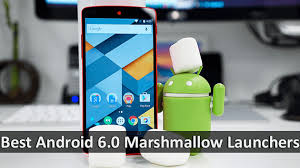 free launchers for android android 6 0 marshmallow launchers free