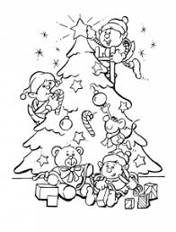 tree coloring pages for adults justcolor