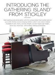 stickley kitchen island 7 best stickley gathering island images on craftsman