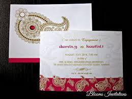hindu engagement invitations wedding engagement invitations copy special event or wedding