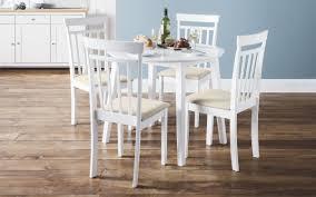 julian bowen coast white dining set from 129 beds direct