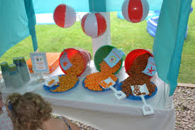 Decoration Ideas For Birthday Party At Home Interior Design View Beach Themed Birthday Party Decorations