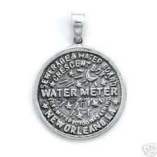 new orleans water meter jewelry cast new orleans water meter water box drink coaster set free on