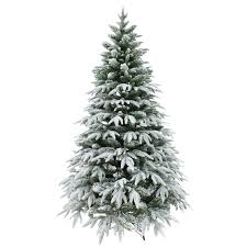 7ft christmas tree luxury snow tipped christmas tree artificial pine indoor