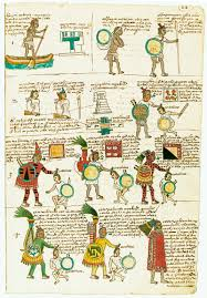 Tenochtitlan Map Section 2 Europeans Invade The Aztec Empire