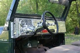 jeep yj custom peck u0027s customs 2000 jeep wrangler finished product