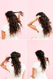 Easy Updo Hairstyles Step By Step by Braiding Newbies Will Love This Easy 3 Step Hairstyle Simple