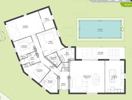 plan maison plain pied 5 chambres plan maison plain pied 5 chambres