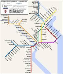 Philadelphia Metro Map by Northeastern 2030 50 Plan For Rail Transit Amtrak Intercity