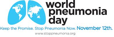 world pneumonia day stop pneumonia