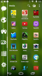 smart luncher apk glass smart launcher theme apk for android