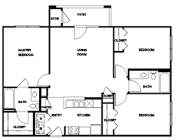 single story open floor plans 1200 sq ft decohome