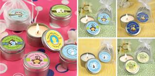 personalized candle tin favors make your event shine big
