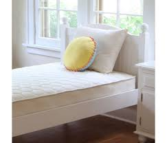 quilted deluxe organic cotton twin and full size kids mattress