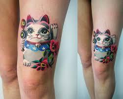 20 kittyrific cat tattoos tatspiration tatspiration com