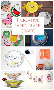 644 best paper plate crafts images on pinterest paper plates