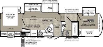 best travel trailer floor plans best 5th wheel floor plans fifth wheel floorplans cing