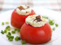 cuisine au feminin recette tomates au chèvre chaud notre recette tomates au chèvre