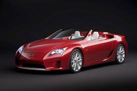 future lexus cars cars coming soon lexus future to bring change familiarity the