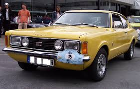Ford Escape Yellow - file ford taunus coupe 2 0 1972 yellow vl3 jpg wikimedia commons