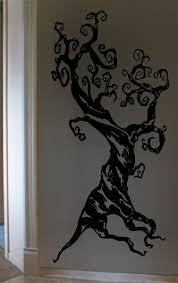 tim burton s style tree vg1017 wall decals wordans usa