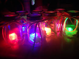 Glow In The Dark Lights Glow In The Dark Centerpieces Centerpieces U0026 Bracelet Ideas