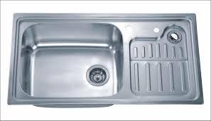 fresh stainless steel kitchen sinks b q 11897 stainless steel kitchen sinks b q