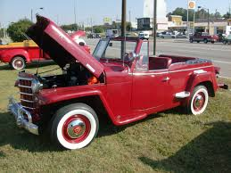 willys jeepster willys overland jeepster u2013 seen on the street u2026