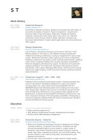Industrial Resume Templates Fascinating Industrial Design Resume 96 With Additional Resume